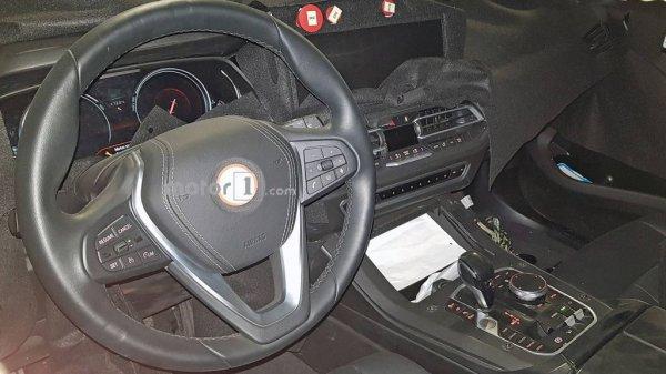 Опубликованы свежие шпионские фото кроссовера BMW X5