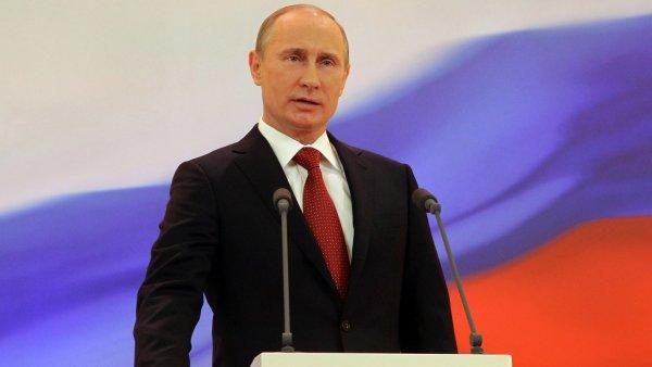 Путин: США напали на Сирию под предлогом ложной химической атаки