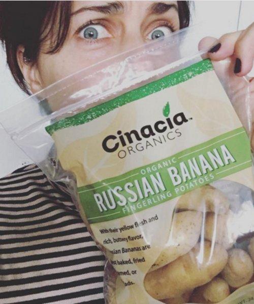 В США продают картошку под названием «Русский банан»