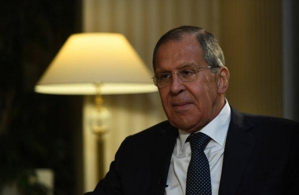 Лавров: Семью Скрипалей отравили веществом из НАТО