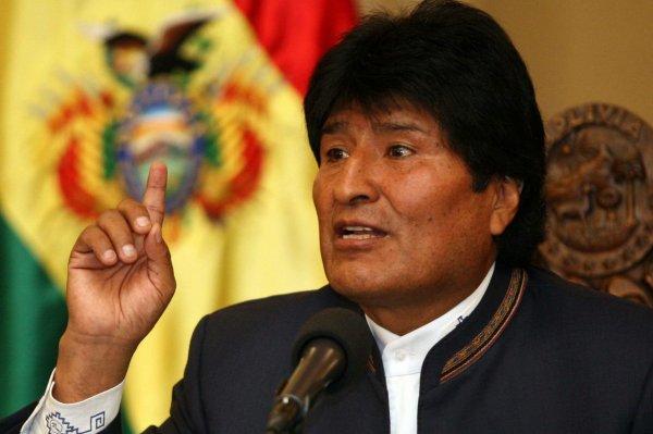 Глава Боливии назвал США главной угрозой миру