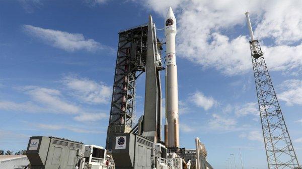 С мыса Канаверал в США запустили ракету-носитель Atlas V