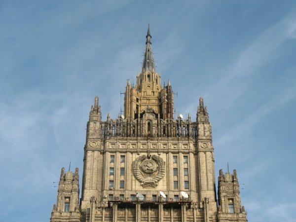 МИД РФ: Россия достойно ответит на силовое давление США