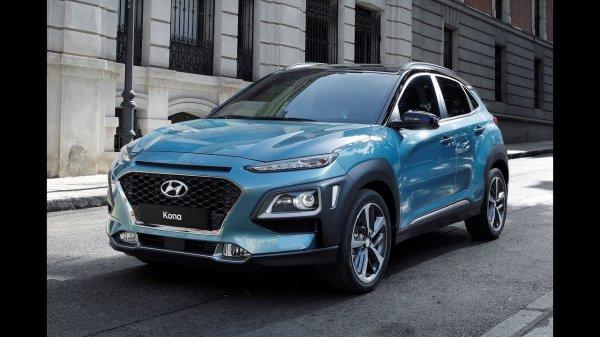 В Китае стартовали продажи Hyundai Encino