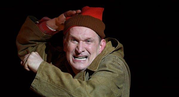 Актер Добронравов впервые вышел на сцену после инсульта