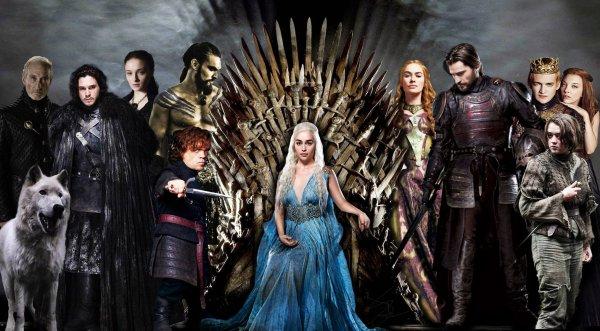 Съемочная команда «Игры престолов» получит специальный приз BAFTA
