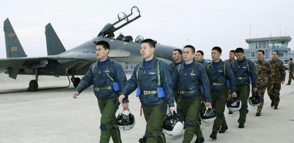 Вооружение армии Китая пополнилось новой баллистической ракетой