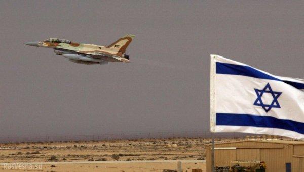 Израиль отказался подтверждать свое участие в новой атаке на Сирию