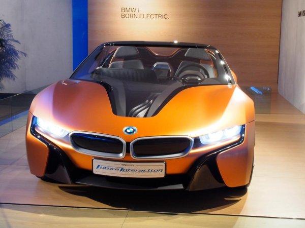 Беспилотник BMW пройдёт во время тестов до 50 млн км