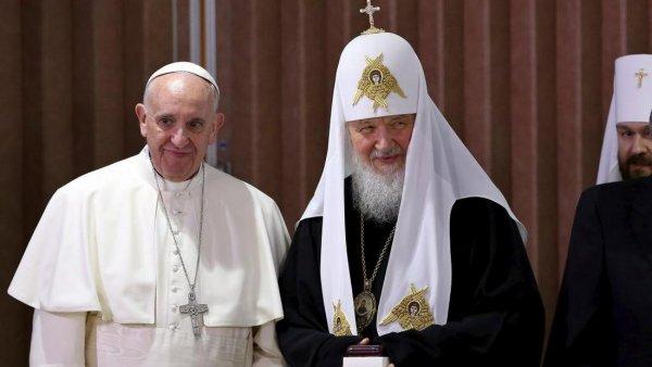 Главы христианского мира выступили с совместным призывом к миру