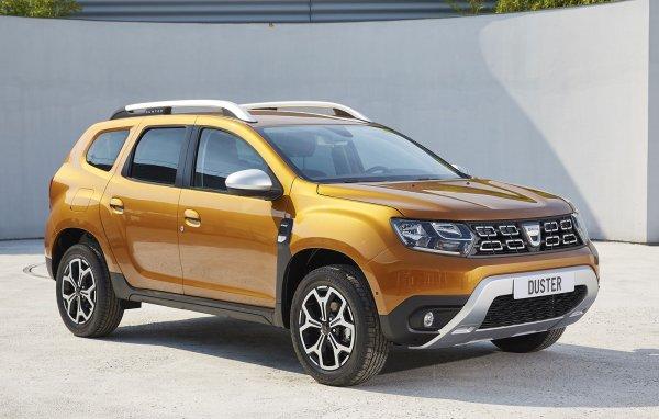 Кроссоверы Renault прибавили в цене 30-80 тыс. рублей