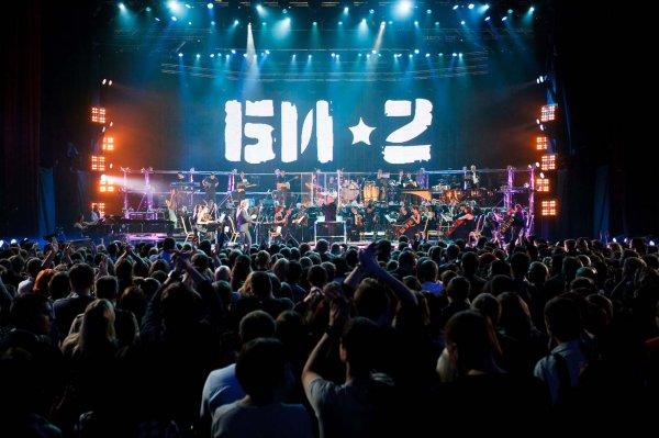 «Би-2» представили в Ростове свой очередной альбом