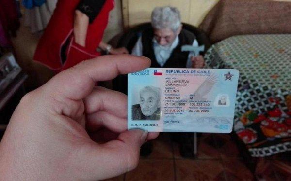 Самый старый мужчина в мире упал с кровати и умер
