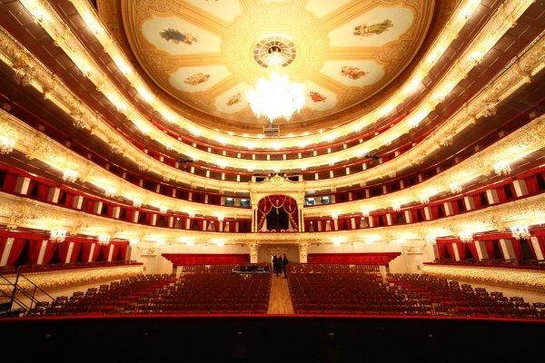 Балерине большого театра запретили въезд в США