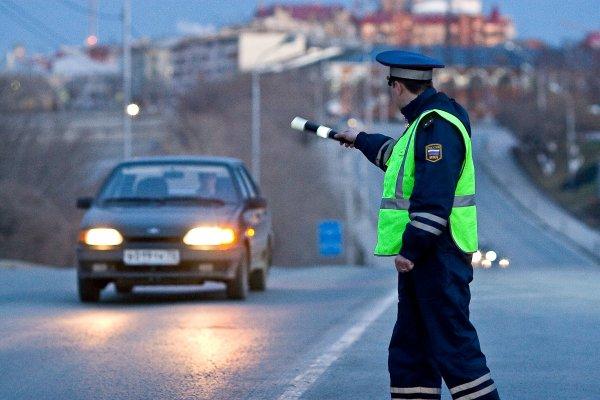 В Кирове на выходных ГИБДД осуществят «сплошные проверки»