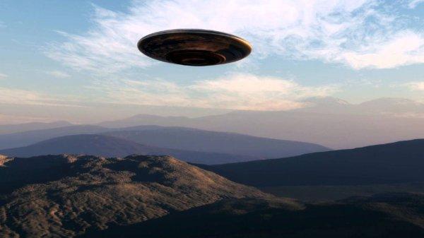 В небе над Аризоной заметили НЛО и фиолетовые лучи внеземного происхождения