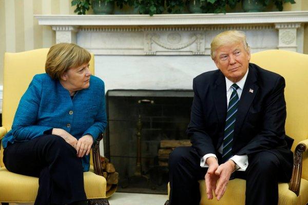 Германия «озабочена» санкциями США против России