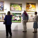 Выставка картин «К России с любовью» открылась в Вашингтоне
