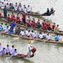 Из-за столкновения «драконовских» лодок в Китае утонули 11 человек
