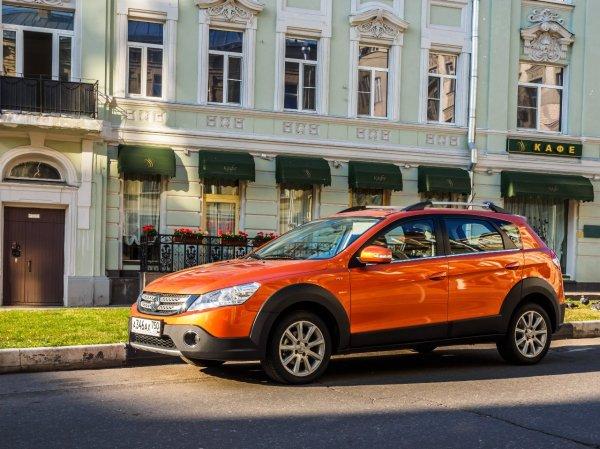 Dongfeng выведет на российский рынок два новых кроссовера