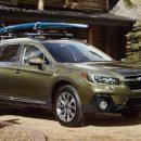 Новый кросс-универсал Subaru Outback добрался до рынка России