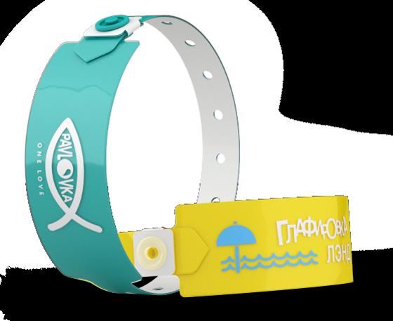 Где купить контрольные браслеты с логотипом?