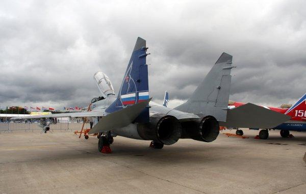 Пилотажная группа «Стрижи» обзаведётся новыми истребителями МиГ-35