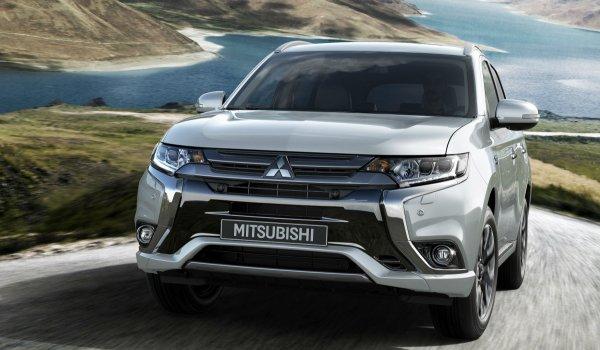 Следующий Mitsubishi Outlander позаимствует платформу у кроссовера Nissan Rogue