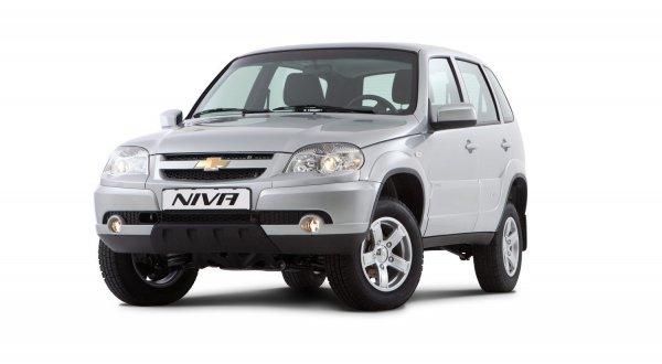 Судебный департамент Тамбовской области купит две Chevrolet Niva за 1,4 млн рублей