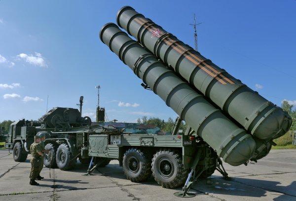 В НАТО испугались покупки Турцией российских комплексов С-400 «Триумф»