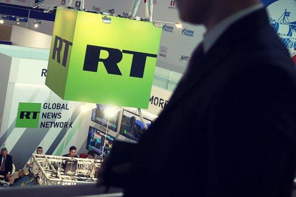 СМИ: Российский телеканал RT не будут лишать лицензии в Британии