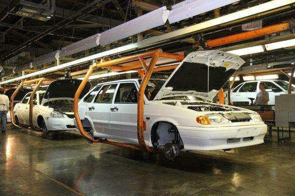 «АвтоВАЗ» возобновил производство после корпоративного отпуска