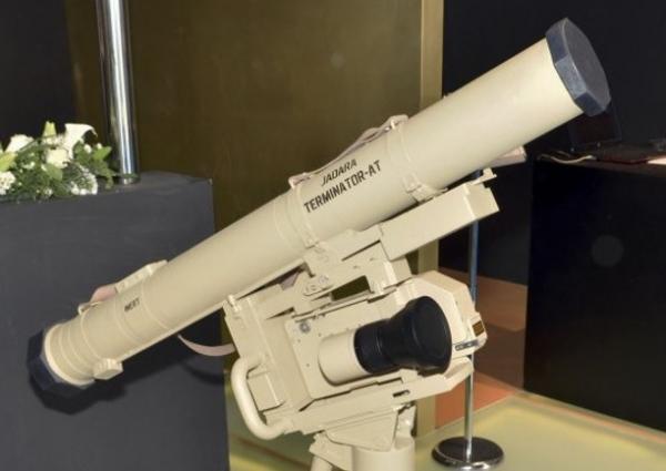 Иорданцы создали противотанковый ракетный комплекс Terminator