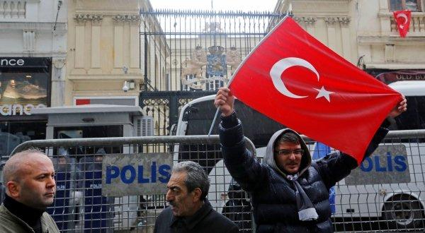 МИД Турции осудил перенос посольства США в Иерусалим