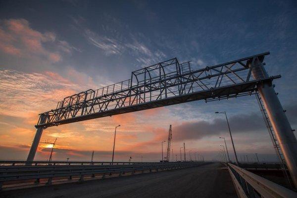 В Украине нашли способ борьбы с Крымским мостом