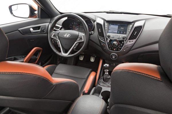 Названы цены на новый хэтчбек Hyundai Veloster 2019