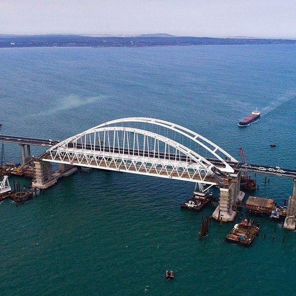 Американцы отозвались об открытии Крымского моста