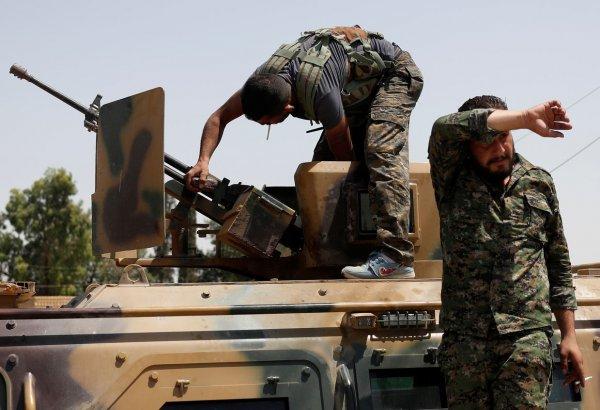 Сирийские военные задержали снайперов из Франции