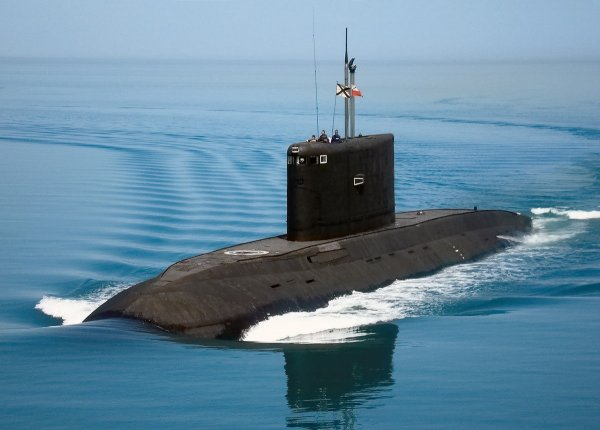 Начальник штаба ВМС Франции оценил российские подлодки