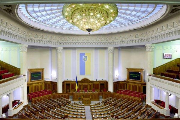 В Верховной раде Украины приняли закон о трансплантации органов
