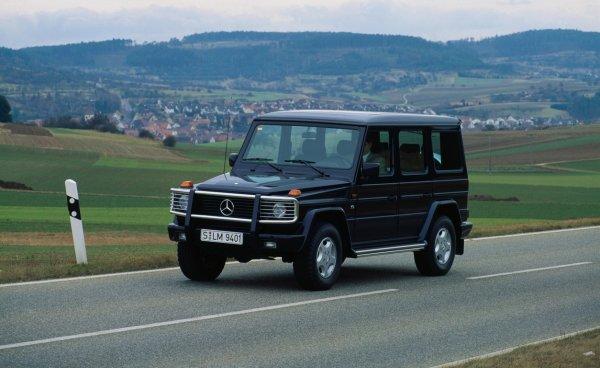 Mercedes-Benz продолжит выпуск «старого» G-Class вместе с новым