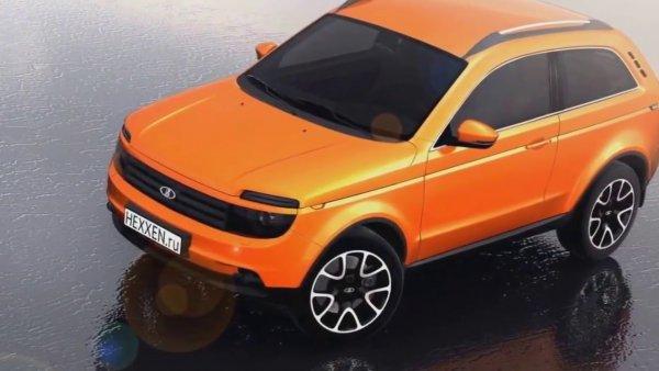 Глава «АвтоВАЗ»: Новая LADA 4X4 может получить платформу от Nissan-Renault