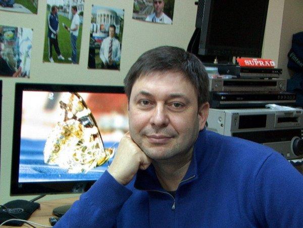 Жена задержанного в Киеве журналиста Вышенского рассказала о его проблемах со здоровьем