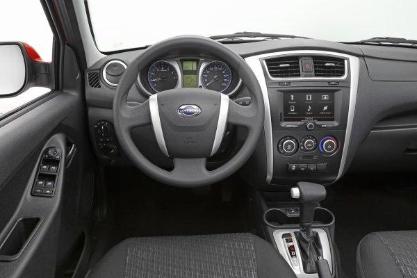 Datsun on-DO и mi-DO подорожали в России на 10-12 тыс. рублей