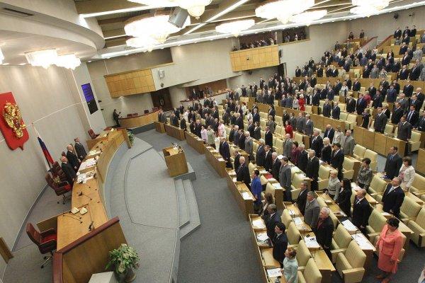 В Госдуме РФ приняли закон о контрсанкциях