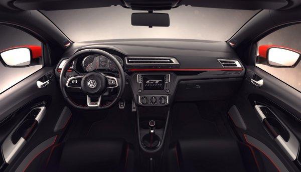 Volkswagen представил обновленные Voyage и Gol