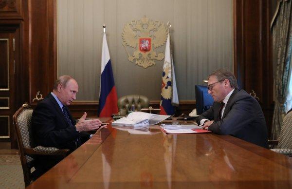 Путин выступил с предложением о введении противопожарных деклараций