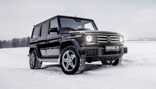 Mercedes-Benz может отозвать 600 000 C-Class и G-Class