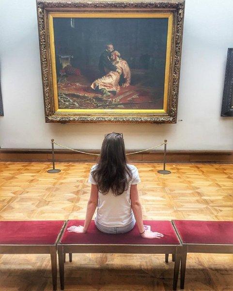 Эксперты определили стоимость реставрации поврежденной картины Репина
