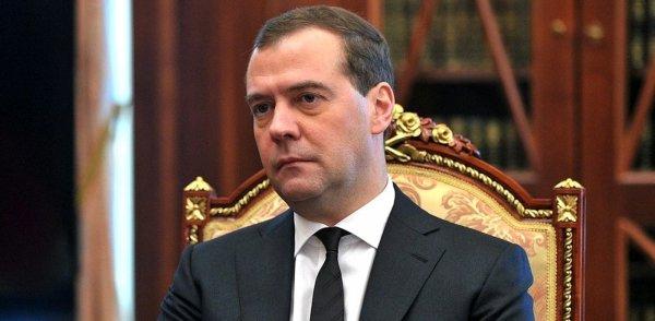 Медведев распределил полномочия между вице-премьерами